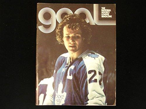 - 1976-1977 New York Rangers vs. Toronto Maple Leafs Hockey Program