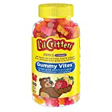 L'il Critters Gummy Vites Complete Multivitamin, Naturally Sourced Colours & Flavours, 190 Count