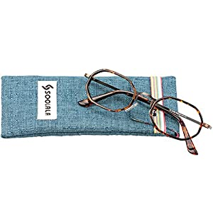 SOOLALA Retro Design TR90 Full Rimmed Eyeglasses Frame Quality Reading Glasses, Tortoise, +3.0D