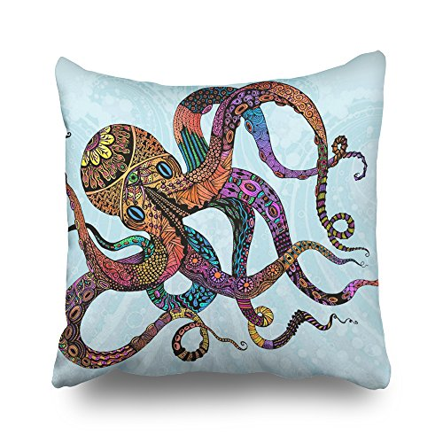 Decorativepillows 16 x 16 inch Throw Pillow Covers,Electric puss Pattern Double-Sided Decorative Home Decor Indoor/Outdoor Garden Sofa Bedroom Car Kitchen Nice Gift from Kutita