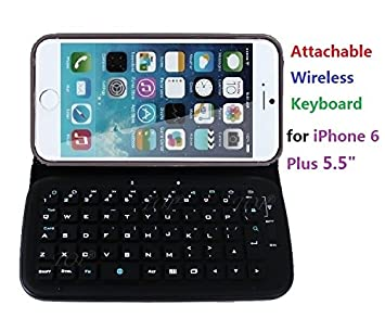 Mini Bluetooth Keyboard Case For IPhone 6 Plus Portable