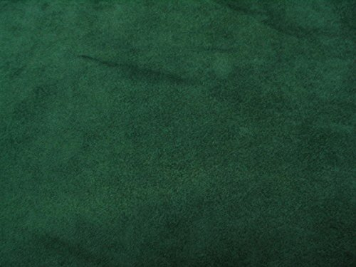 Upholstery Micro Suede Headliner Fabric by The Yard (Hunter -