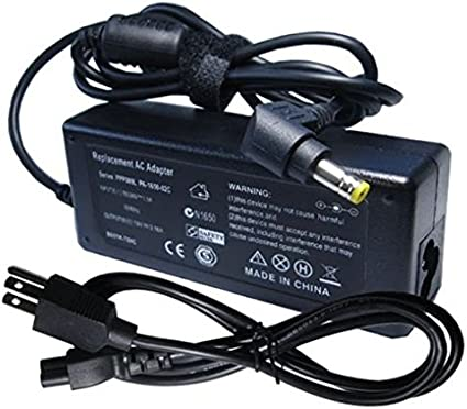 HP 25er 25-inch LED computer monitor power supply ac adapter cord cable charger