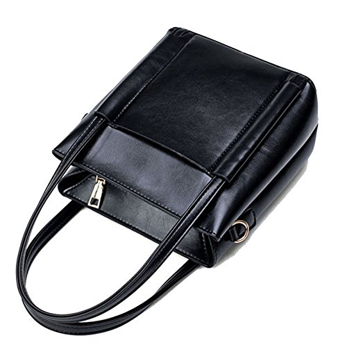 Messengerväska kvinnor topphandtag skolväska handväskor axelväska tygväska messengerväska laptopväskor