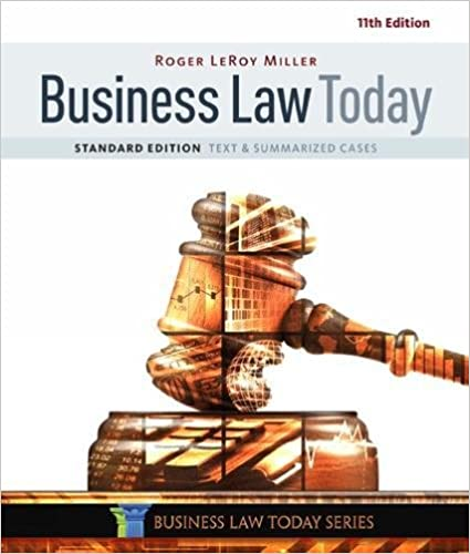 >>TOP>> Business Law Today, Standard: Text & Summarized Cases. maestro decidio About excited Guide Tipsa holiday