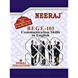 BEGE103-Communation Skills in English (IGNOU help book for BEGE-103 in English Medium)