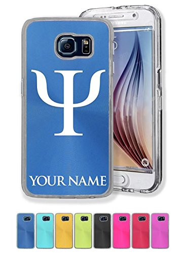 Case for Galaxy S7 EDGE - Psi Symbol - Personalized Engraving Included