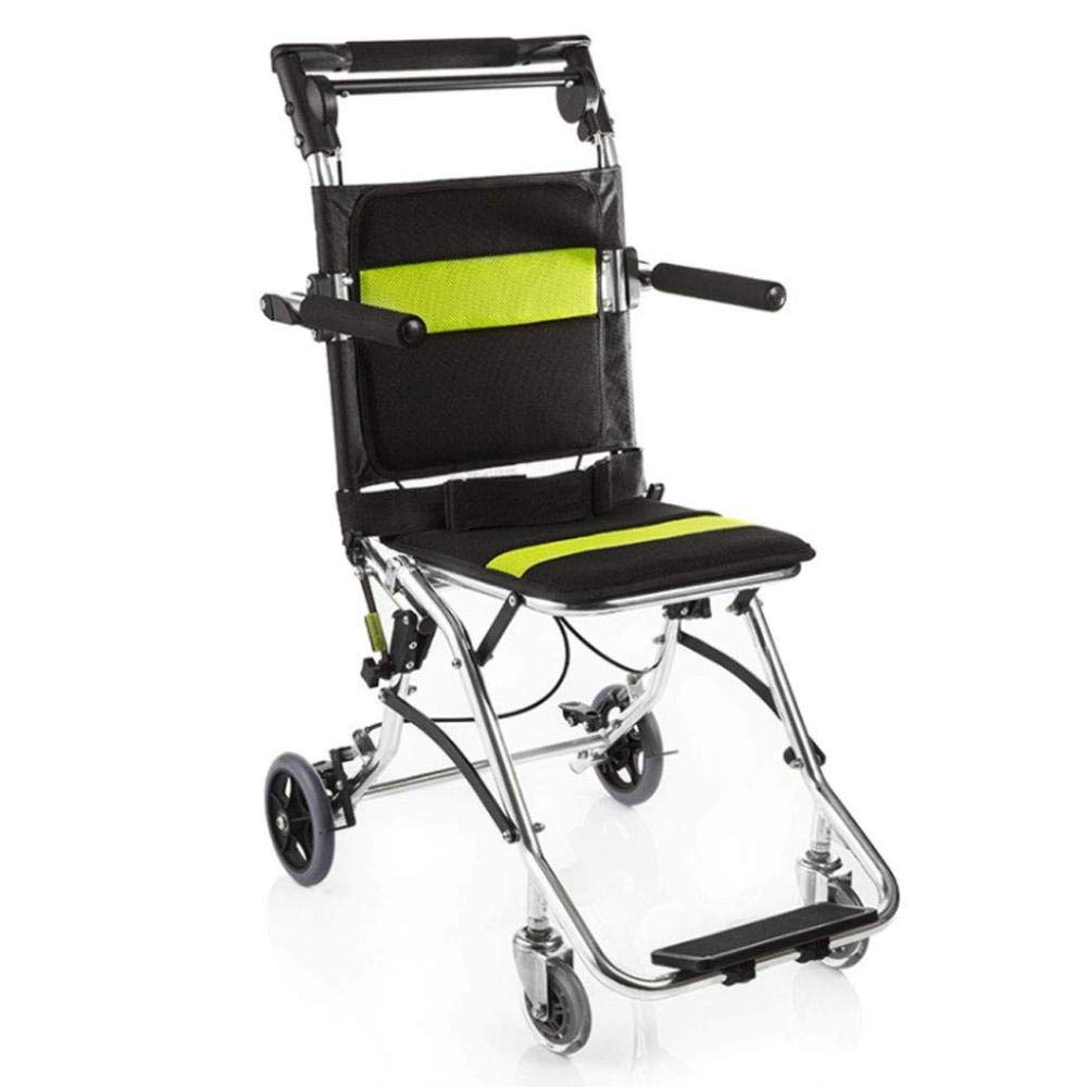 Silla De Ruedas Plegable Para Discapacitados, Sillas De ...