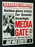 The Harvard Lampoon Presents Mediagate, Harvard Lampoon, 087113179X