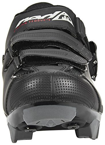 Red Cycling Products Mountain III Unisex MTB Schuhe schwarz Größe 36 2018 Spinning-Schuhe MTB-Shhuhe