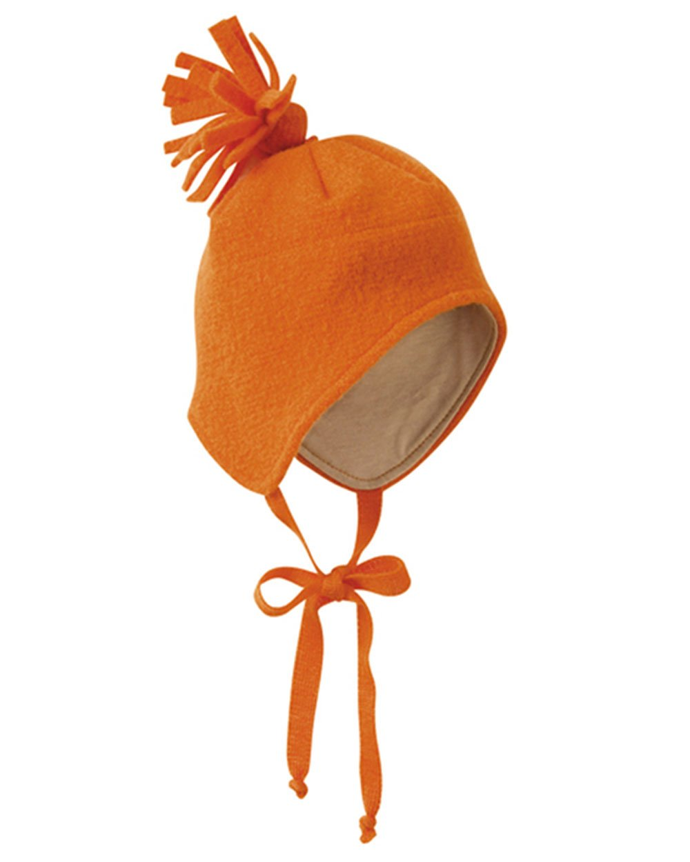 Disana Walkmütze aus Schurwolle , (01) 10-18 Monate, anthrazit