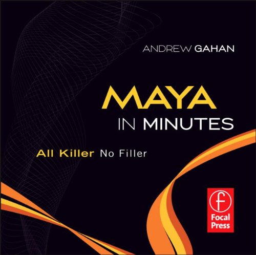 Maya in Minutes: All Killer, No Filler