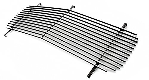 APS G85012A Polished Aluminum Billet Grille Replacement for select GMC C1500 Models - Aluminum Grille