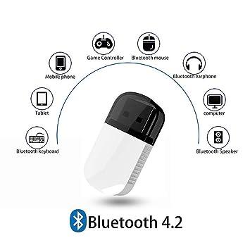 wendaby Adaptador WiFi USB Tarjeta De Red Inalámbrica para ...