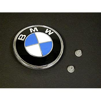 Amazon Com Bmw E31 E53 E65 Rear Hatch Trunk Emblem Kit