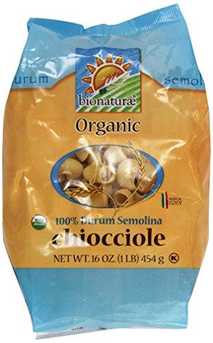 - Bionaturae, Pasta, Chiocciole, Organic, 16 oz