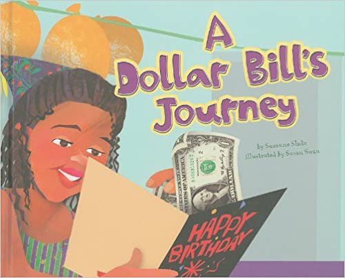 A Dollar Bill's Journey (Follow It!)
