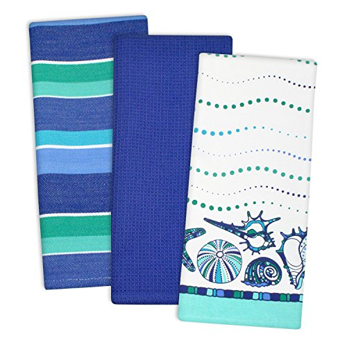 DII 100% Cotton, Machine Washable, Every - Stripe Dish Towel 3 Piece Shopping Results