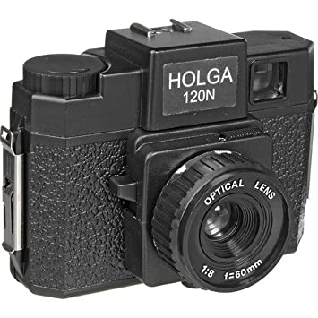 Amazon.com : Holga Holgawood Collection Plastic Camera (Pink ...