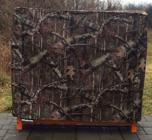 The Woodhaven Mossy Oak 5 Food Full Cover