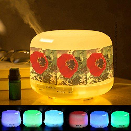 Essential Oil Diffuser, Aroma Cool Mist