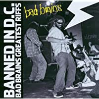 Banned In DC: Bad Brains Greatest Riffs