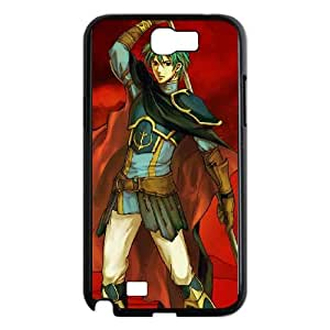 Samsung Galaxy N2 7100 Cell Phone Case Black_Fire Emblem The Sacred Stones_038 Bcdru