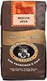 Jeremiah's Pick Coffee Mocha Java Whole Bean Coffee, 10-Ounce Bags (Pack of 3)