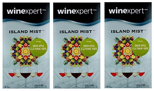Green Apple Riesling (Island Mist) (3-Pack) by Midwest Homebrewing and Winemaking Supplies (Image #3)