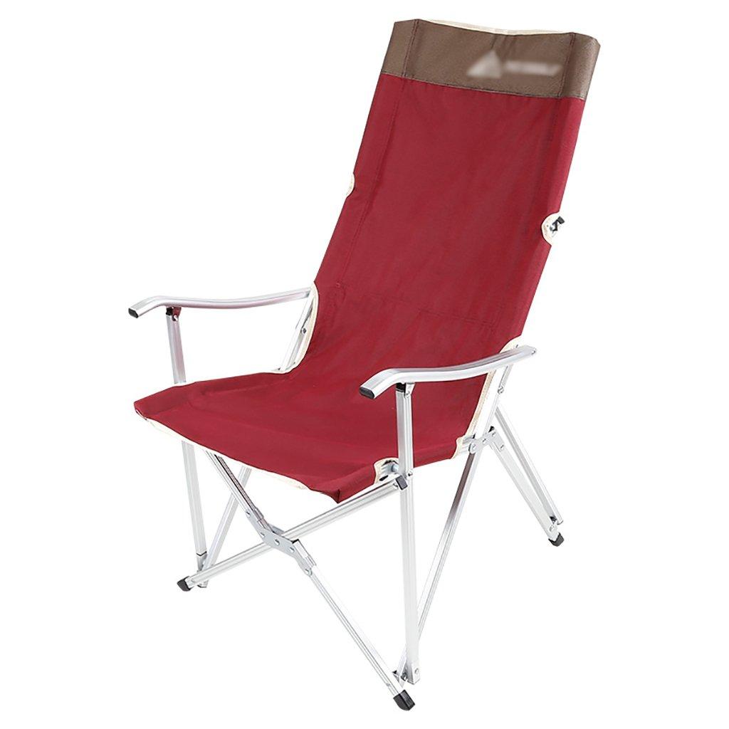 Chairs Klappstuhl Ultraleicht Aluminiumlegierung Familie Mittagspause Stuhl Lazy Stuhl Selbstfahrende Freizeit Angeln Stuhl Sketch Stuhl