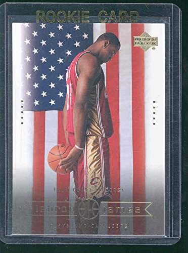 2003 Upper Deck #23 From Coast to Coast Lebron James Rookie Card - Mint Condition Ships in a Brand New Holder