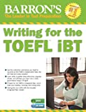 img - for Writing for the TOEFL iBT with MP3 CD, 5th Edition (Barron's Writing for the Toefl) book / textbook / text book