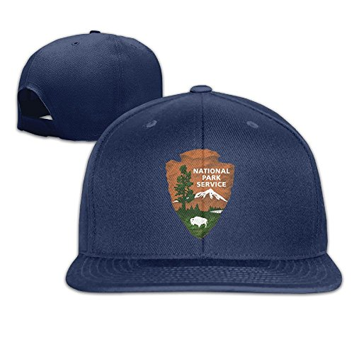 Swou Visor US National Park Service Baseball Caps Snapback (Service Visor Hat)