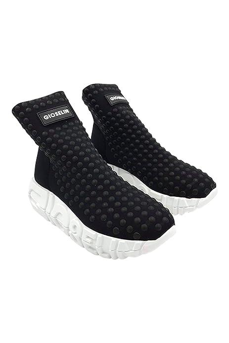 Donna Studs Nero Black Amazon Sneakers War Borchie Scarpa Gioselin 1AwX5q