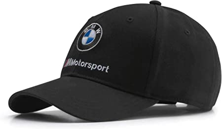 PUMA BMW M Motorsport Black Hat