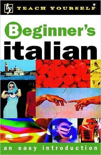 Teach Yourself Beginner's Italian (book and 2 CDs)