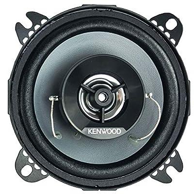 Kenwood KFC-1066S 220 Watt 4-Inch 2-Way Coaxial Flush Mount Speakers - Pair: Electronics