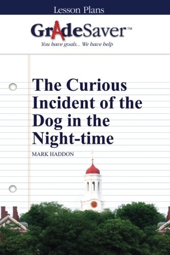 mini store gradesaver tm lesson plans the curious incident of the dog in the night time
