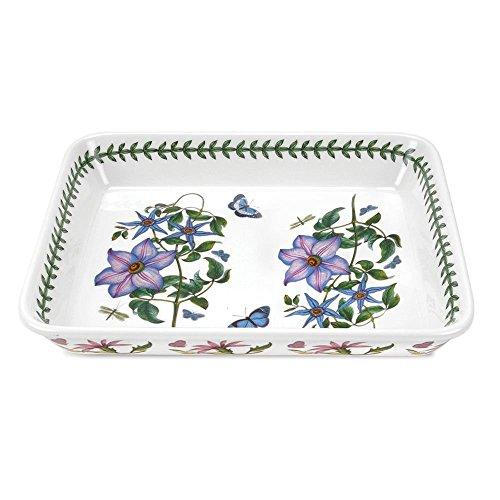 Portmeirion Botanic Garden Medium Lasagne Dish 30cm by 25cm