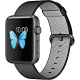 Apple Watch Sport 42MM Black Nylon MMFR2LL/A
