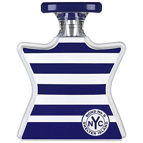 Bond No. 9 Shelter Island Eau De Parfum Spray, 3.4 Fluid Ounce