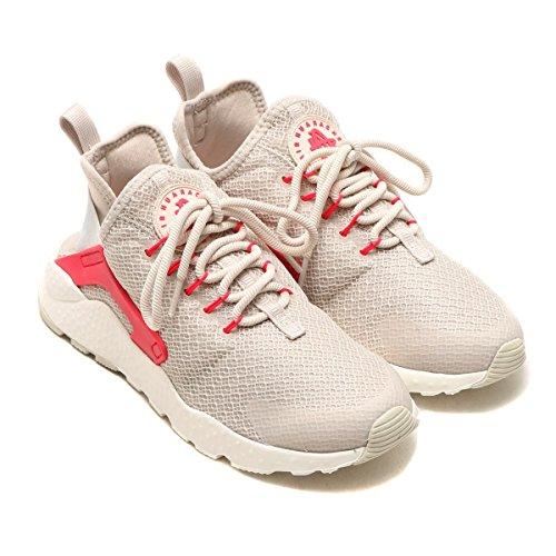 Nike Women's Air Huarache Run Ultra Lt Orewood Brown/Siren Red/Sail Running Shoe 9 Women US