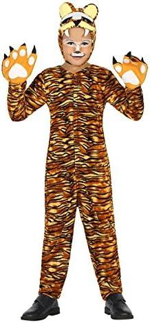 Atosa- Disfraz Tigre, 7 a 9 años (20149): Amazon.es: Juguetes y juegos