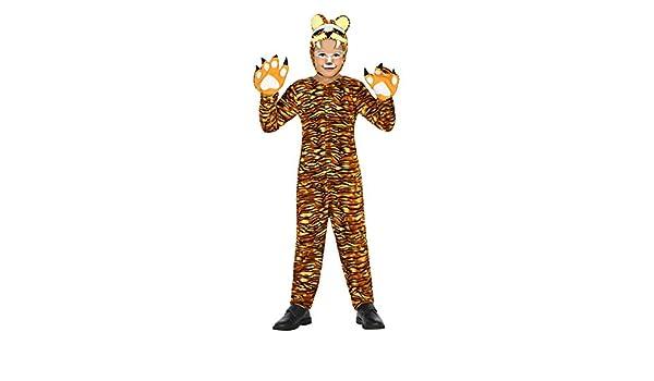 Atosa- Disfraz Tigre, 10 a 12 años (20150): Amazon.es: Juguetes y ...