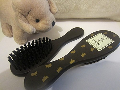 (Ship from USA) JUICY COUTURE CRITTOURE BRUSH FOR THE DECADENT DOG ~PAMPER YOUR POOCH GREAT GIFT .ITEM-NO/EGB41S-1GFT13846