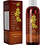 Argan Oil Shampoo, Sulfate Free, 8 oz. - With Argan, Jojoba,...