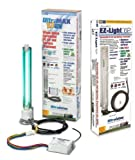 EZ-UV UMX2412-EZ-M with EZ-LIGHT-12-6P Air Purification System with DUAL 12'' UVC Bulbs - Made in the USA