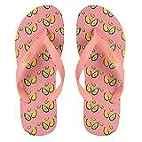 Best Girl Flip Flops - Aerusi Girls Medium Avocado Flip Flops US Child Review