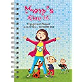 Wells Street by Lang Mom's Engagement Planner, 17 Month Calendar August 2016-December 2017 (17997005079)