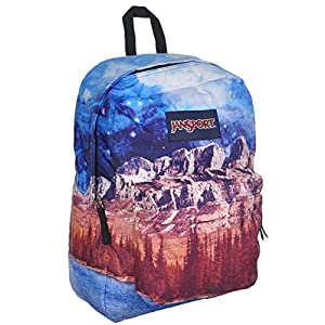JanSport Unisex High Stakes Multi Agate Skies Backpack